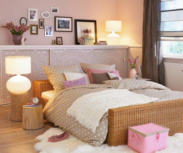 décoration-chambre-adulte-romantique