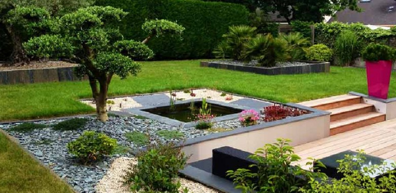 Tout sur les jardins for Amenagement du jardin photo
