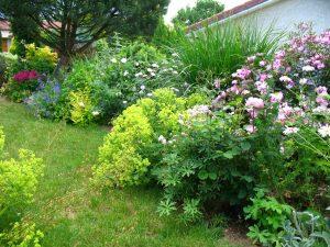 Comment cr er un beau jardin - Comment faire un beau jardin potager ...