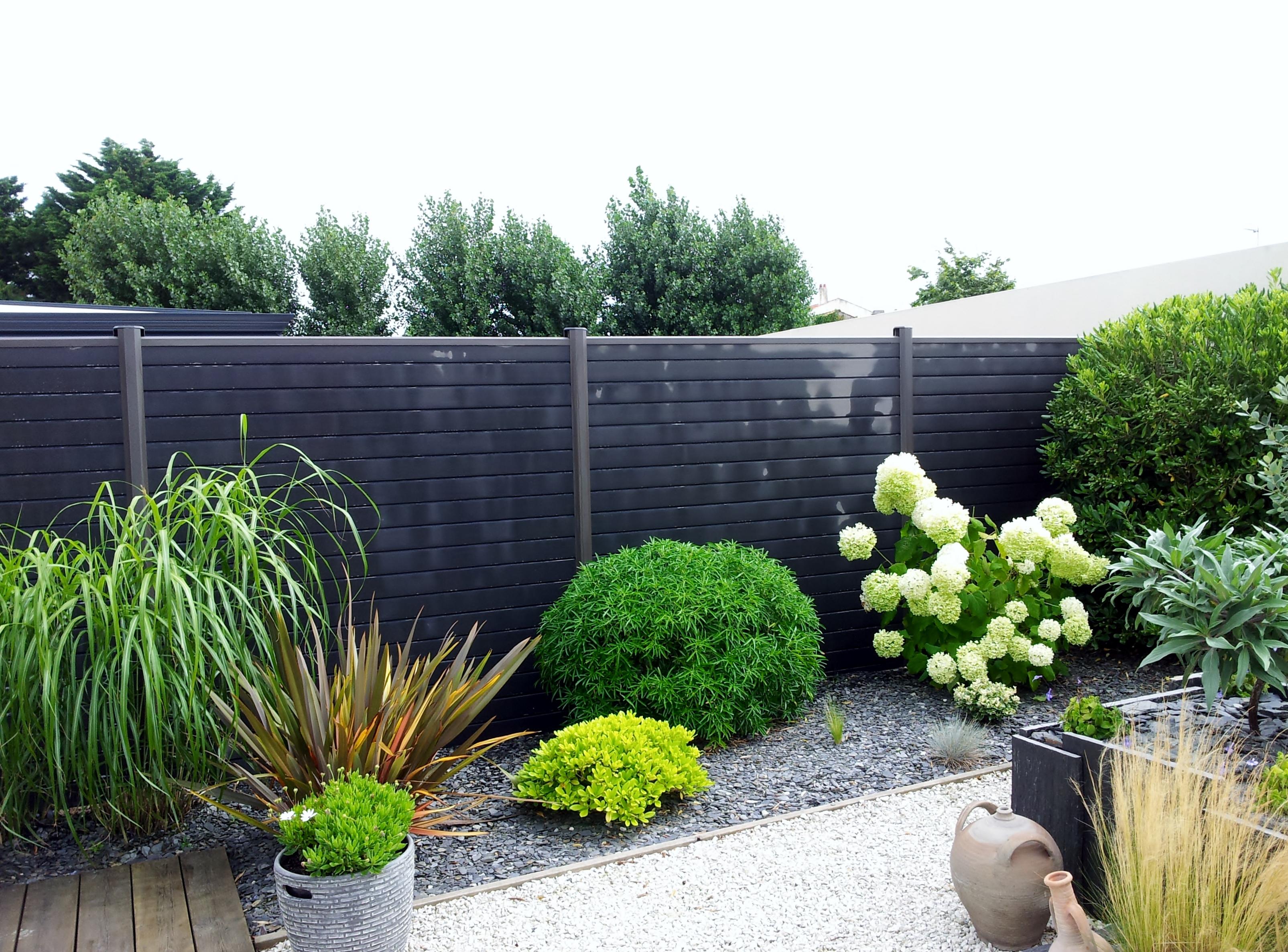 Comment Cloturer Son Jardin quelques idées de clôture pour votre jardin
