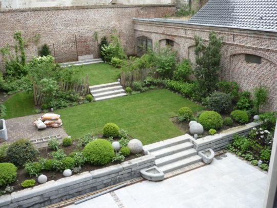 Tout sur les jardins for Amenagement jardin bruxelles